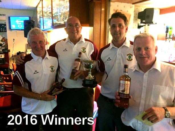 2016 open fours winners