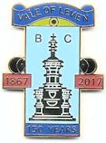 150 anniversary badge
