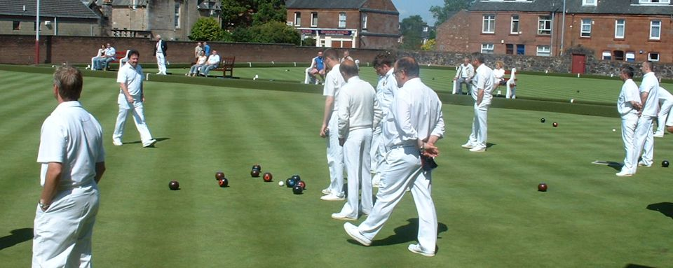 Lawn Bowlers Vale of Leven Bowling