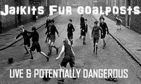 Jaikets forGoalposts